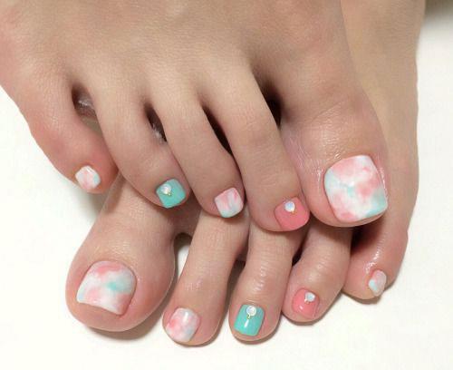 Spring Toe Nail Design - 40+ Incredible Toe Nail Art For Spring