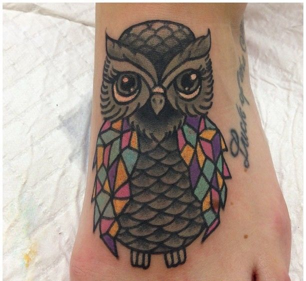 60+ Owl Tattoos Ideas ...