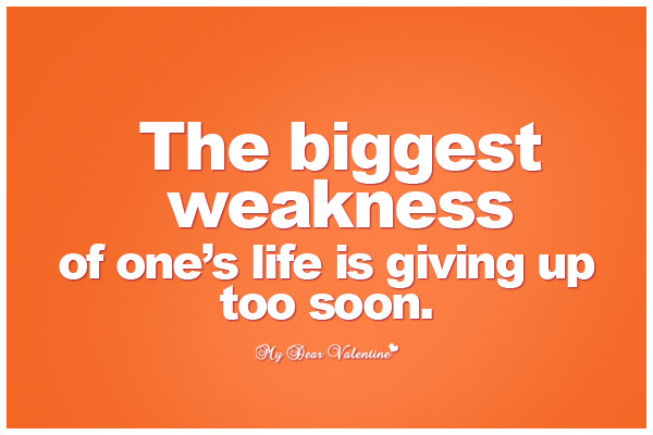 Quotes About Strengths And Weaknesses: 63 Top Weakness Quotes And Sayings