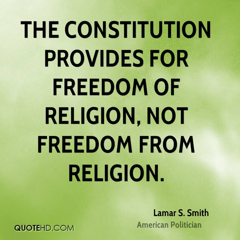 Constitution Quotes: 60 Most Famous Religion Quotes And Sayings