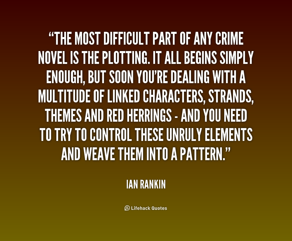 Quotes On Research 60 Best Crime Quotes And Sayings