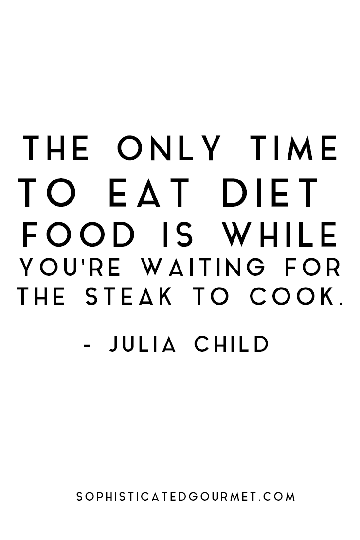Homemade Food Ideas Quotes