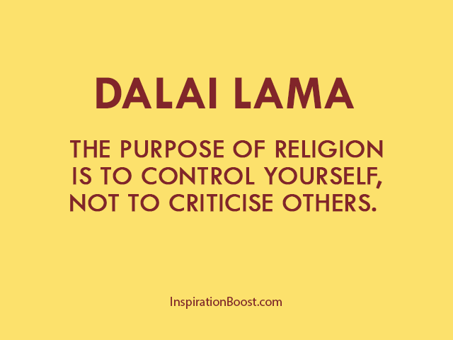 Religious Quotes Captivating 60 Most Famous Religion Quotes And Sayings