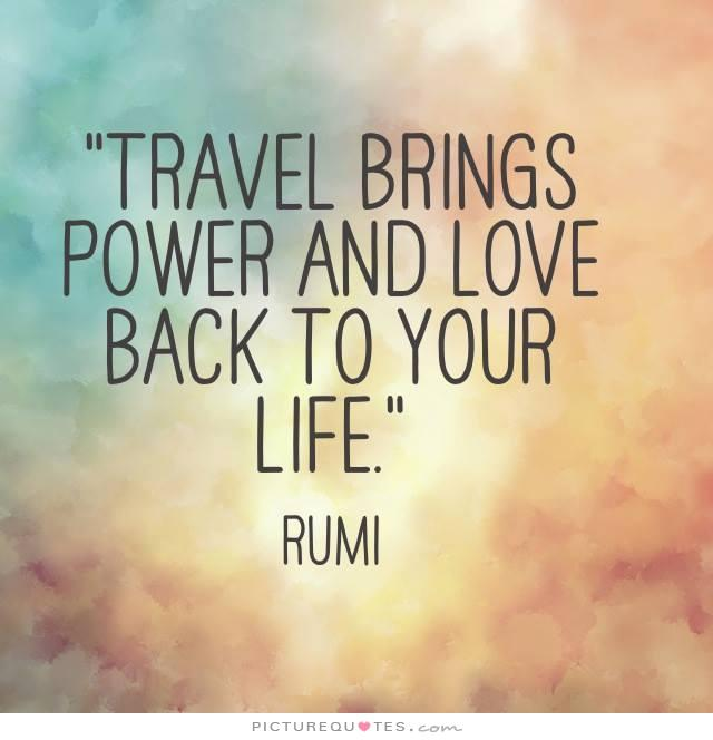 60 Travel Quotes And Sayings