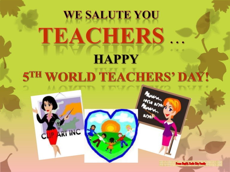 55+ Best World Teachers Day Wish Pictures And Photos