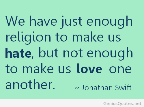 Religious Love Quotes Enchanting 60 Most Famous Religion Quotes And Sayings