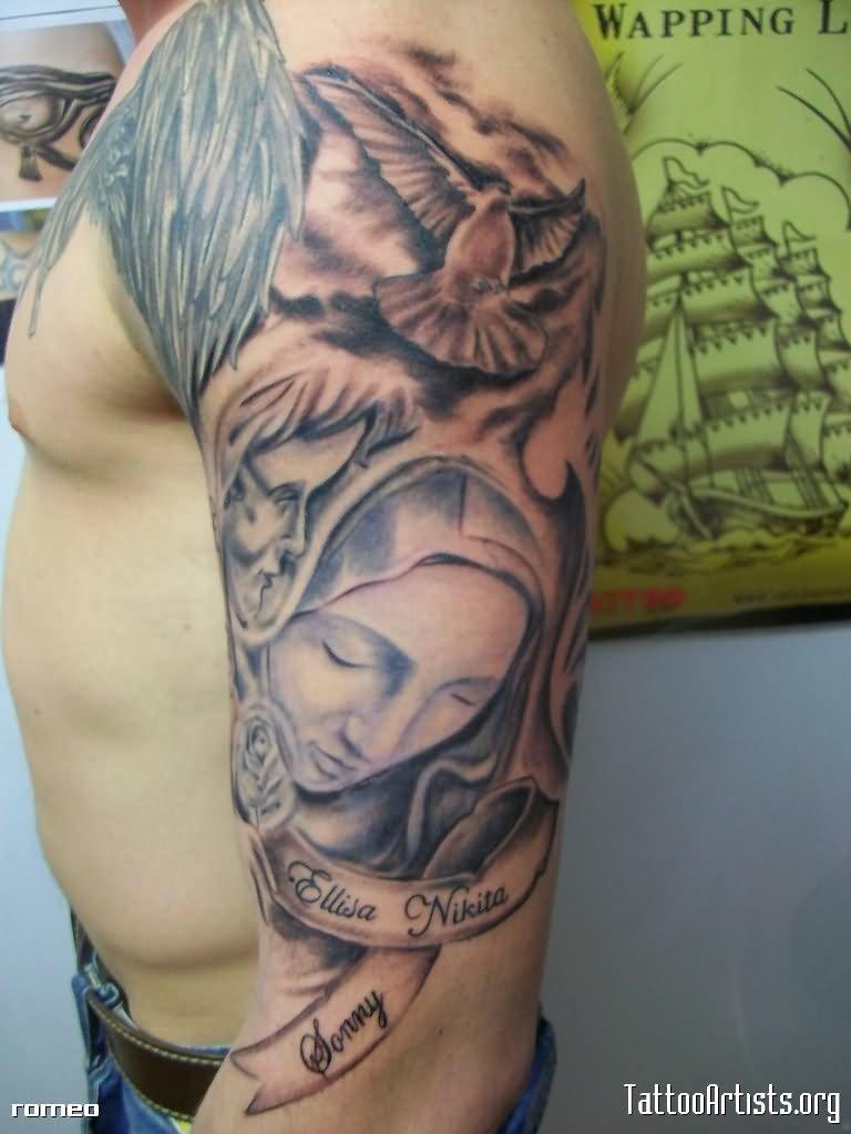 30+ Christian Tattoos ...