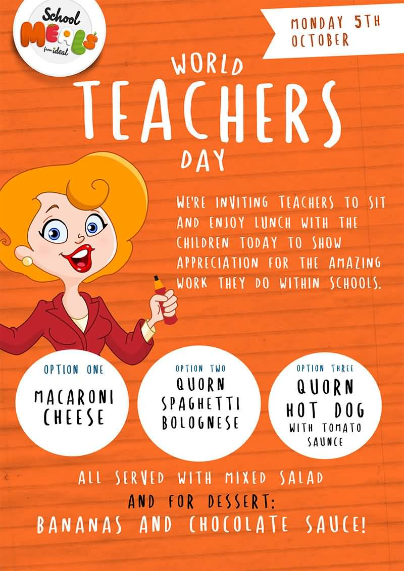 55 Best World Teachers Day Wish Pictures And Photos