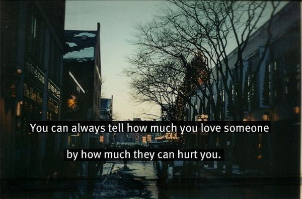 You Know What Hurts So Much It S When Someone Made You: 61 Best Hurt Quotes & Sayings