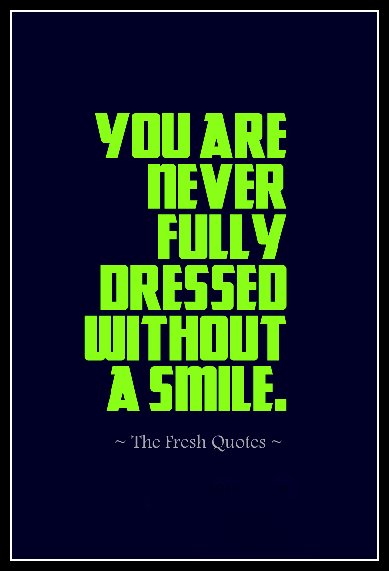 Quotes About Smiles 66 Best Smile Q...