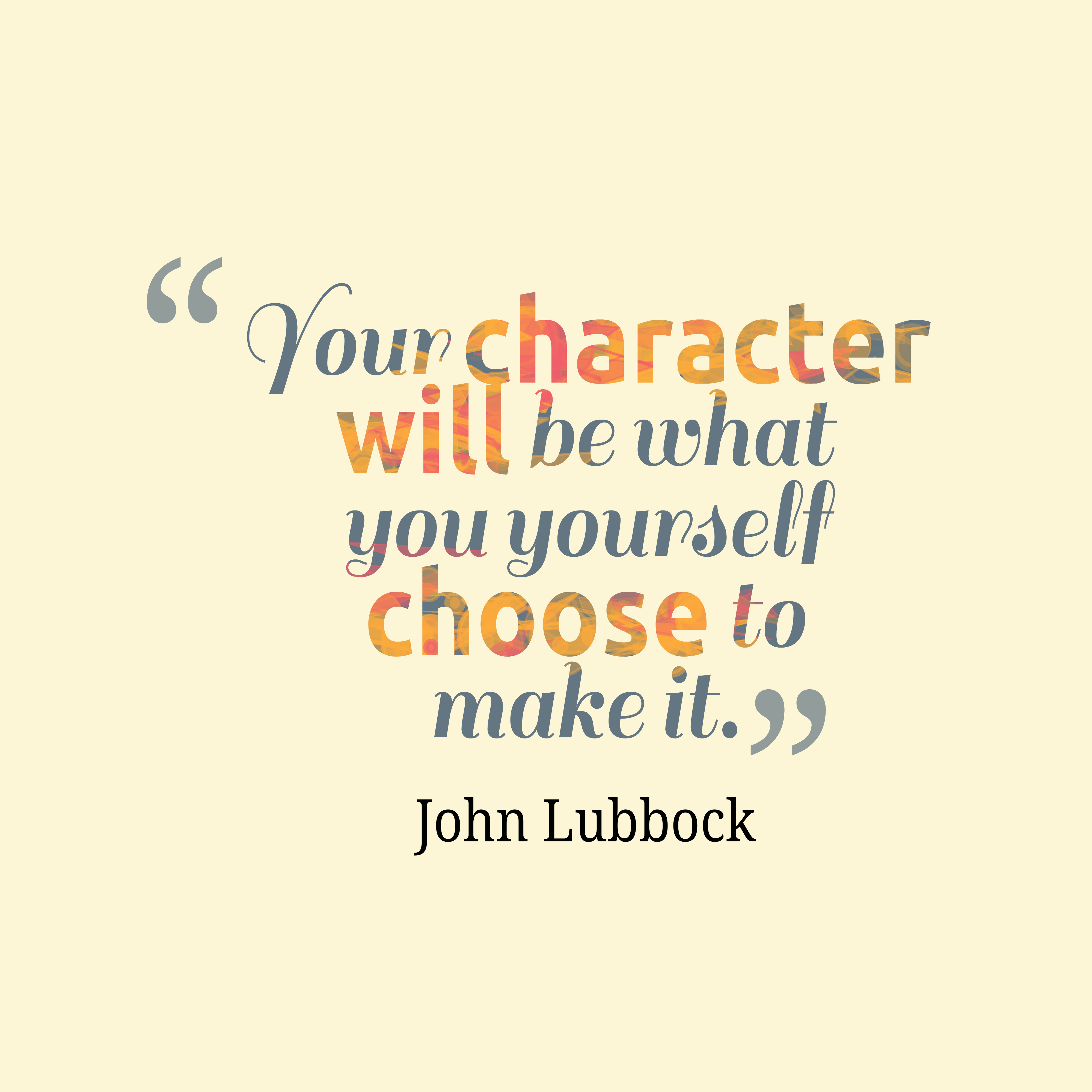 Quote Maker: 61 Best Quotes And Sayings About Character