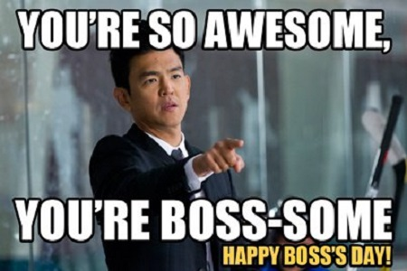 Funny Work Boss Meme : 55 latest boss day wish pictures and photos