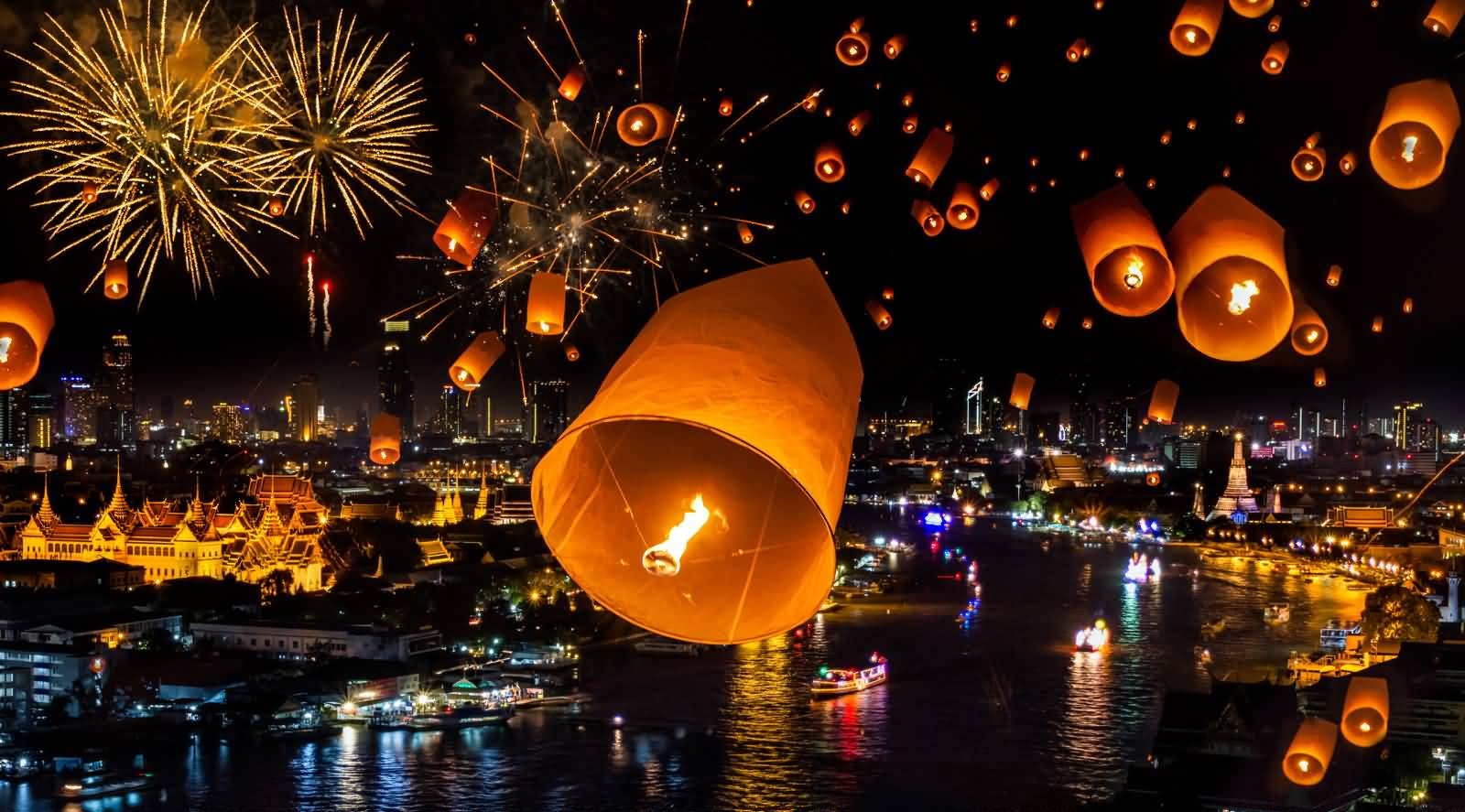 50 Beautiful Pictures And Photos Yi Peng Lantern Festival