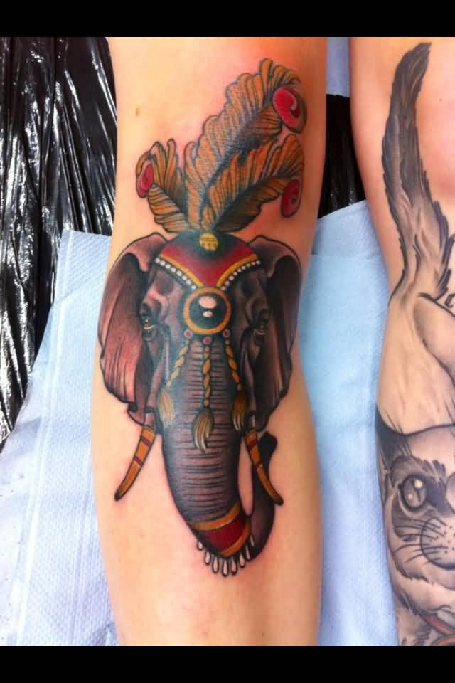 21+ Elephant Headdress...