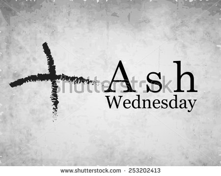 58 ash wednesday wish pictures and photos ash wednesday cross greeting card m4hsunfo