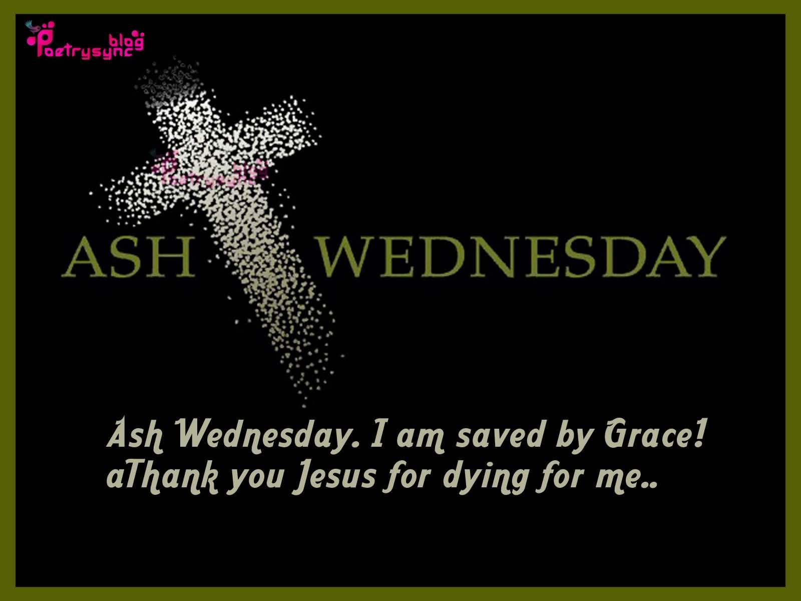 55 Best Ash Wednesday Wish Pictures And Photos