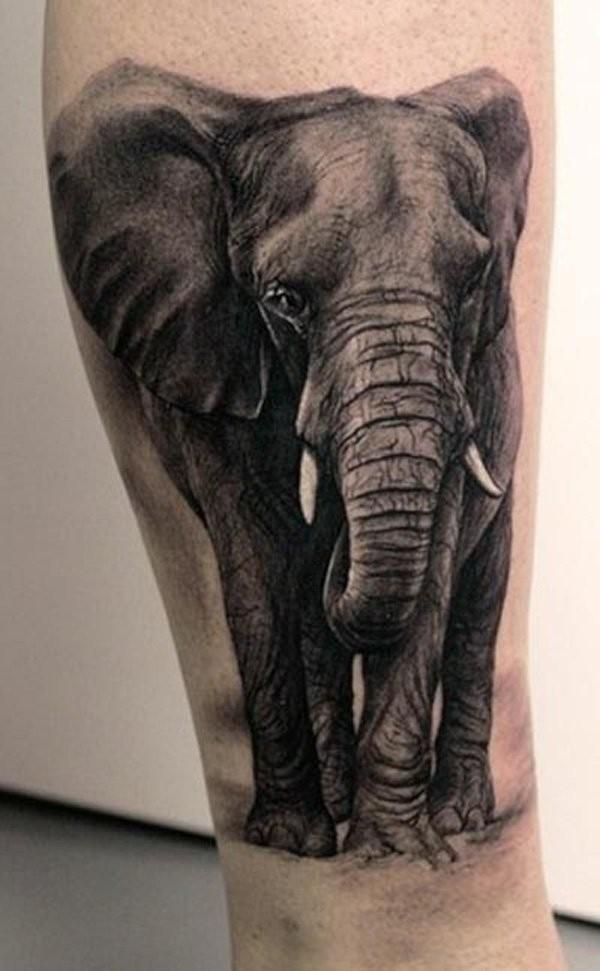 40 elephant tattoos on sleeve. Black Bedroom Furniture Sets. Home Design Ideas