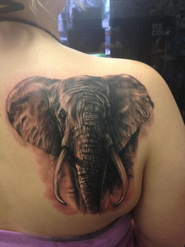 93f135057 25+ Aztec Elephant Tattoos Collection