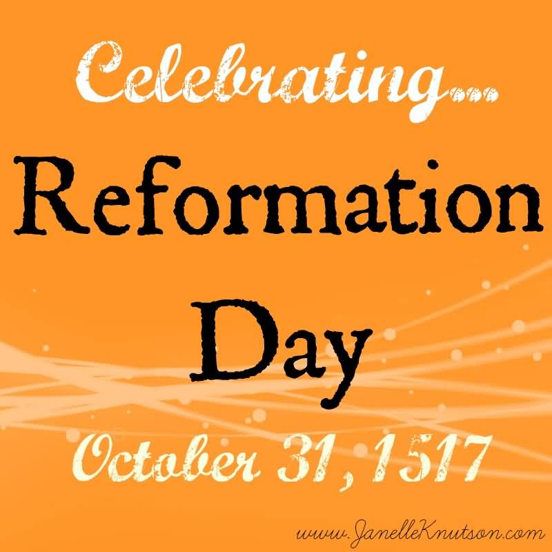 Image result for Picture Reformation day 1517
