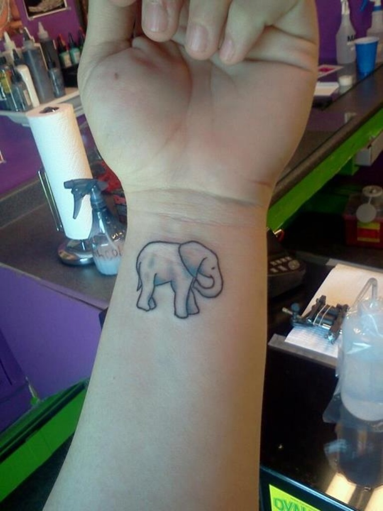 20 Latest Elephant Tattoo Designs