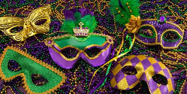 45 beautiful mardi gras masks - Free mardi gras pics ...