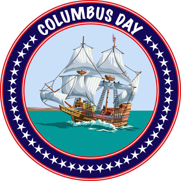 colombus day Columbus day in 2018 is on monday, october 8 (second monday of october) check also the date of columbus day in 2019 and in the following years.
