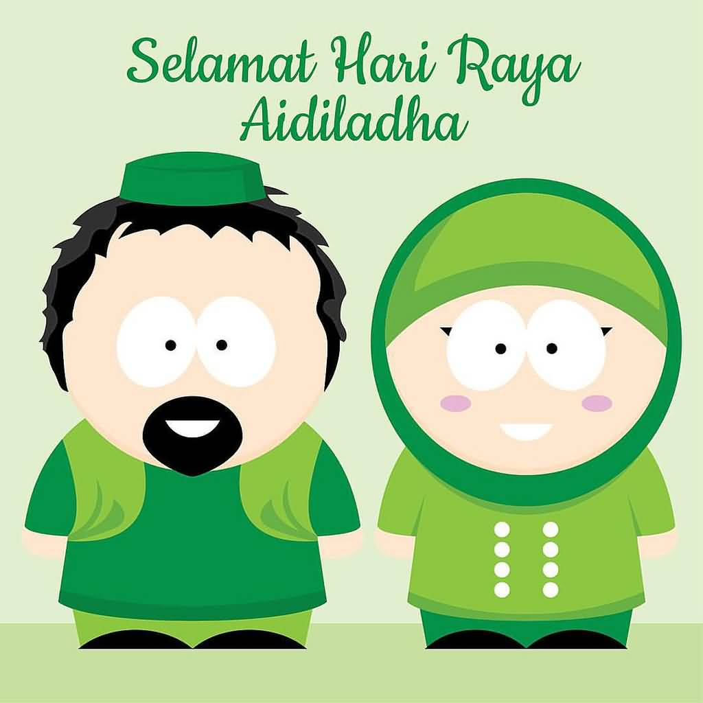 Selamat hari raya aidiladha greeting card 40 best hari raya aidiladha wish pictures and photos kristyandbryce Image collections