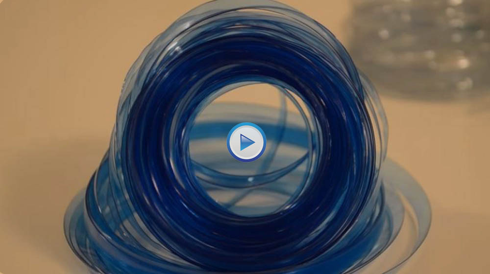DIY – Make Rope From Plastic Bottles.