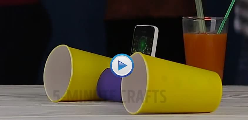 DIY Smartphone Speakers – Volume Boosters