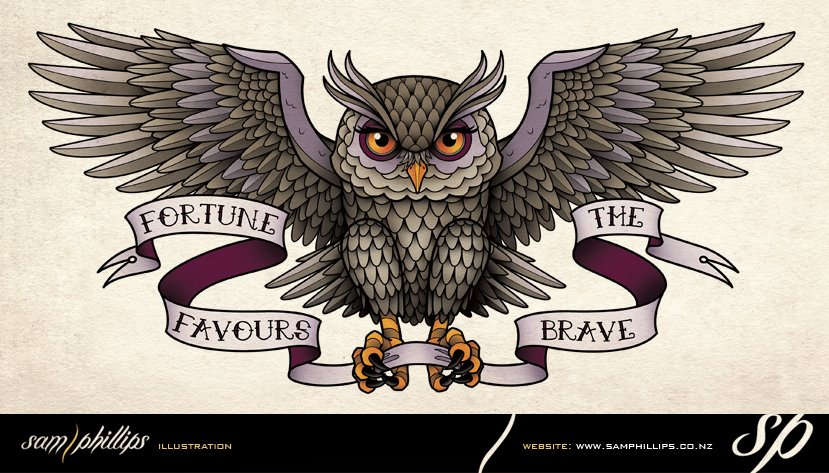 28 flying owl tattoo designs. Black Bedroom Furniture Sets. Home Design Ideas