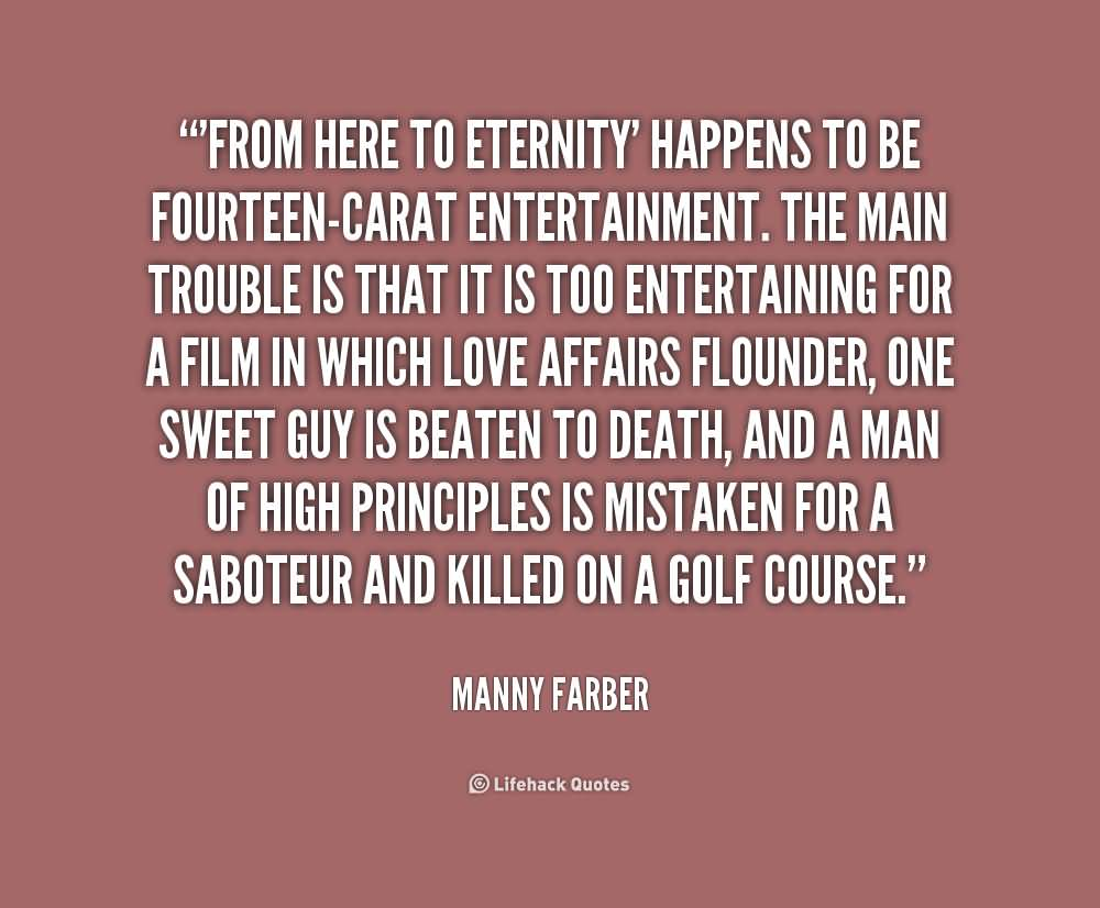 Golf Love Quotes 66 Top Quotes And Sayings About Eternity