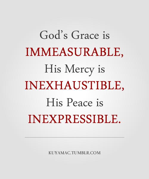 Gods Grace Quotes: 61 Best Quotes About Grace