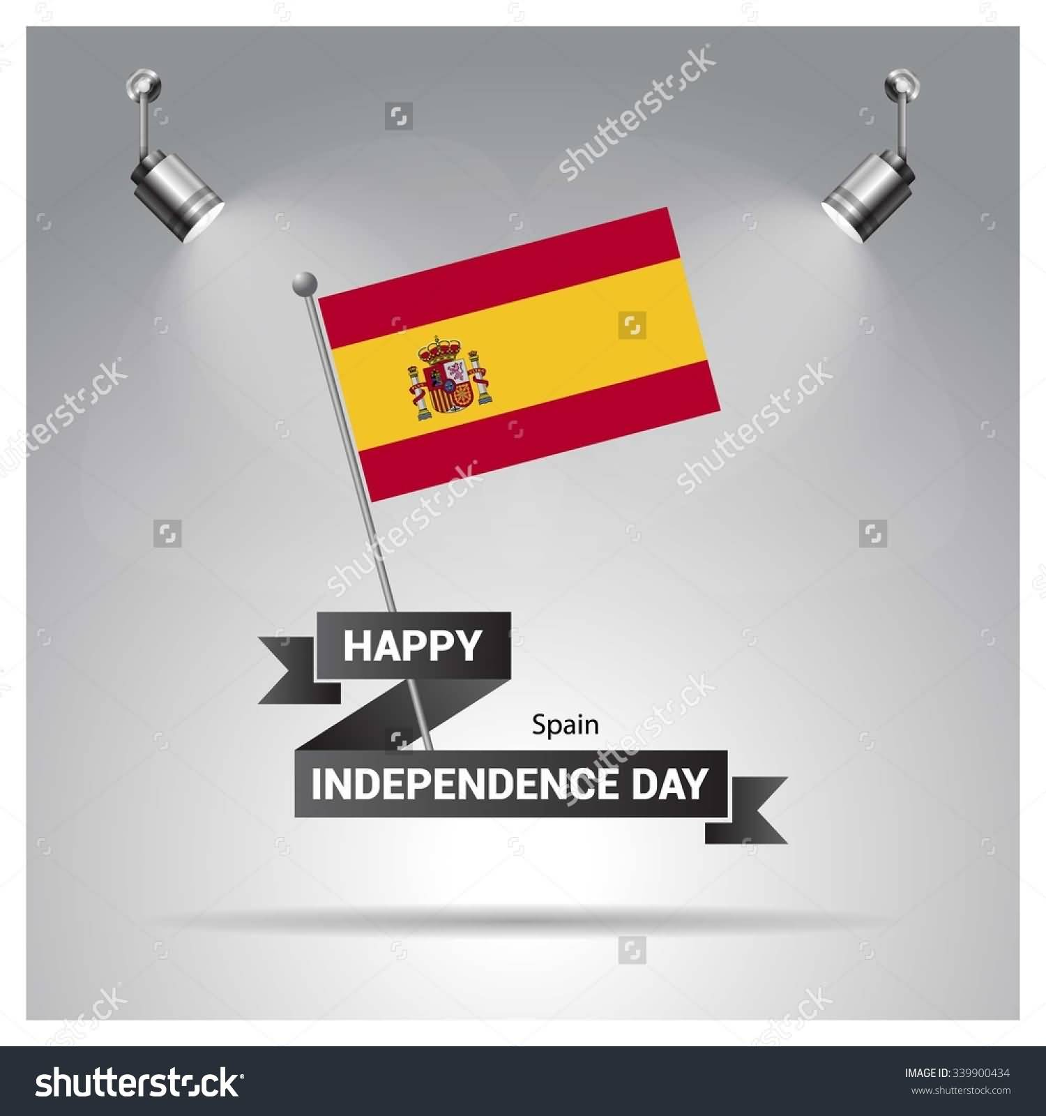 25 best independence day of spain greeting pictures