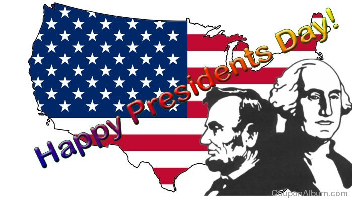 Best Presidents Day Greeting Photos And Pictures - Map of us when george washington was president
