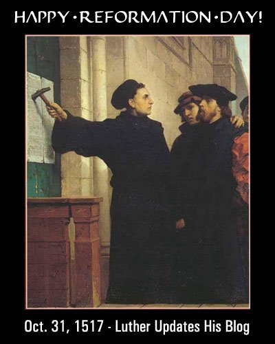 luther thesis 45 Works of martin luther: adolph spaeth, ld reed, henry eyster jacobs, et al 45 christians are to be taught that he who sees a man in need.