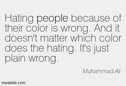 62 Best Racism Quotes And Sayings