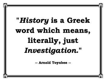 60 beautiful history quotes and sayings