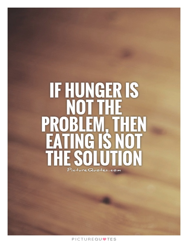 Hunger Quotes Extraordinary 60 Best Hunger Quotes And Sayings