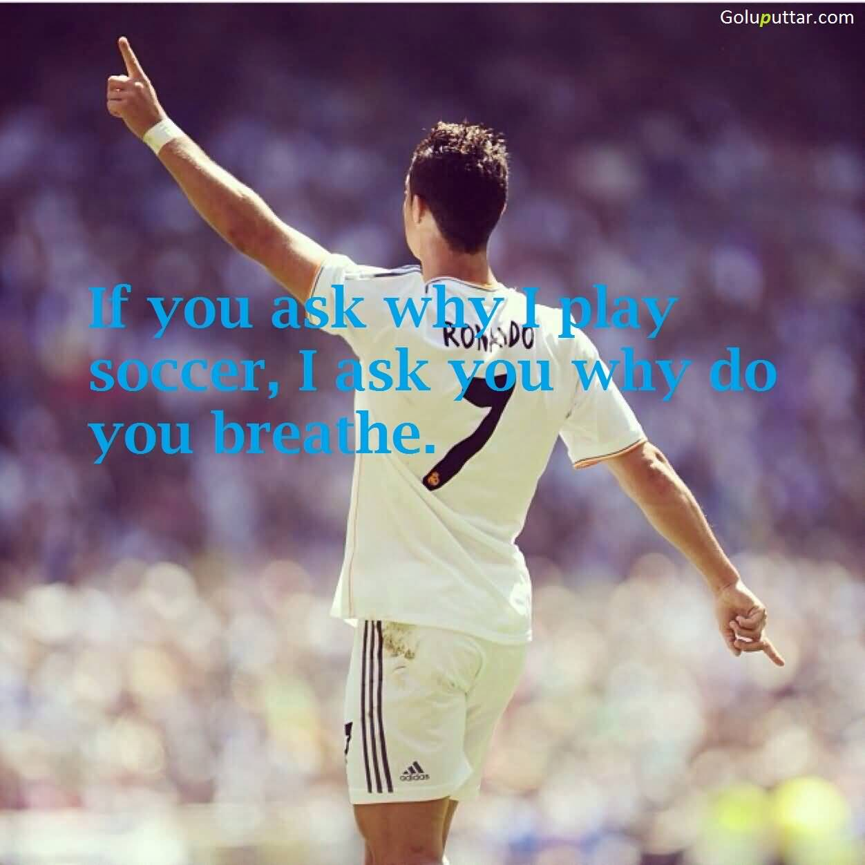 60+ Famous Quotes And Sayings About Soccer