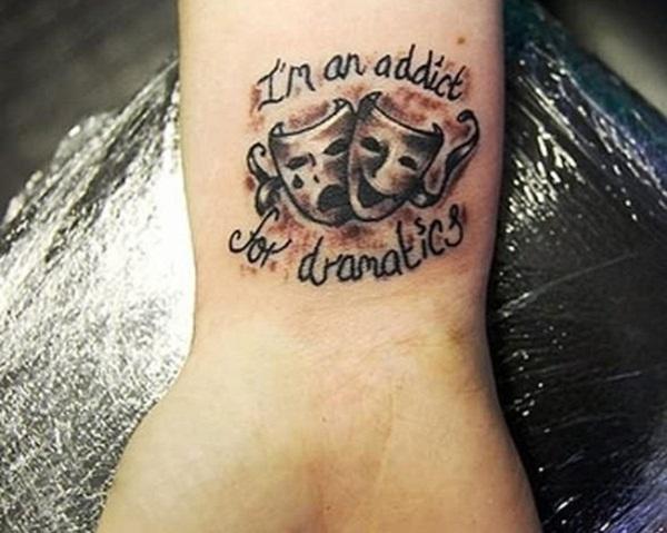 Татуировки на запястье для мужчин Мужские тату на