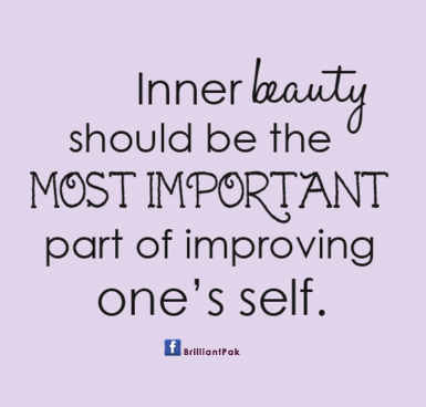 Inner Beauty Should Be The Most Important Part Of Improving Ones Self Priscilla Presley