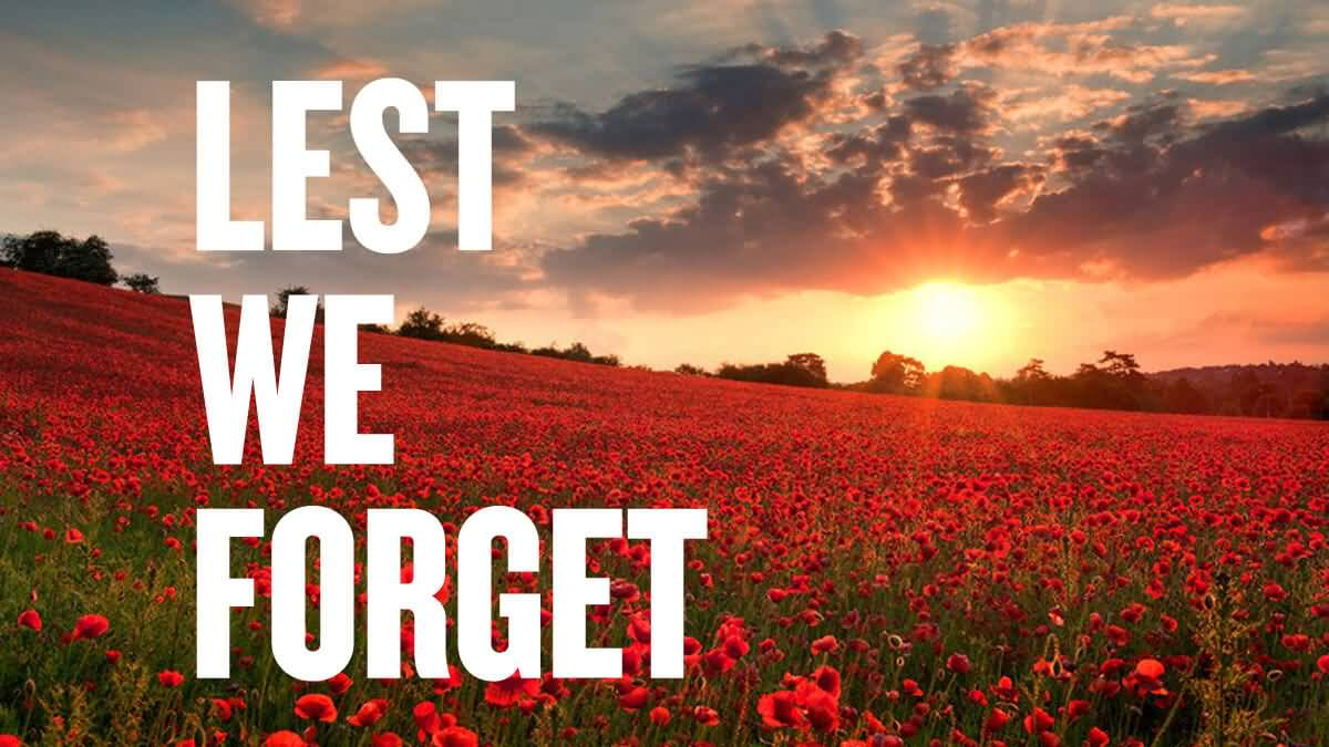 lest we forget - photo #32