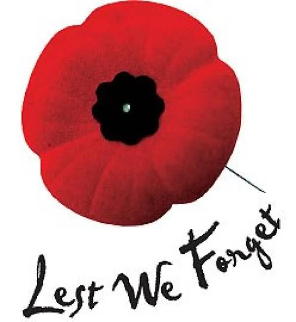 lest we forget - photo #34