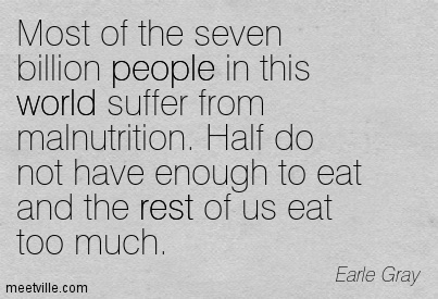 Quotes About Hunger Endearing Famous Quotes On Hunger