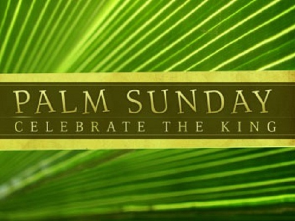 Palm Sunday Celebrate The King Picture