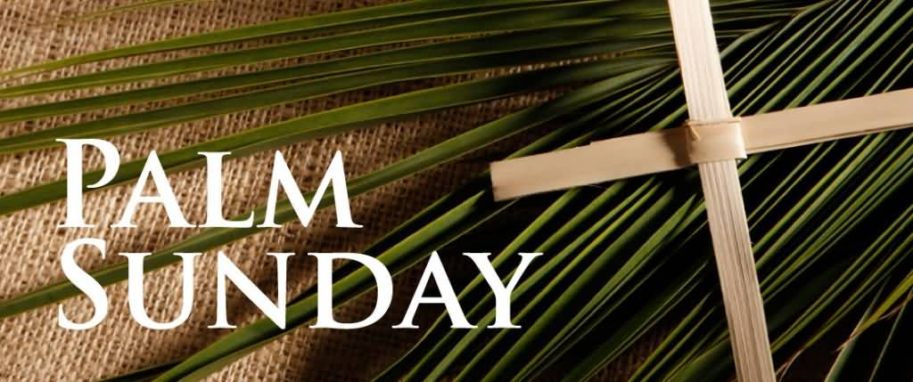 how to make a palm sunday cross