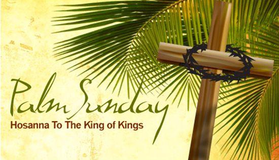 Palm Sunday Clip Art Quotes