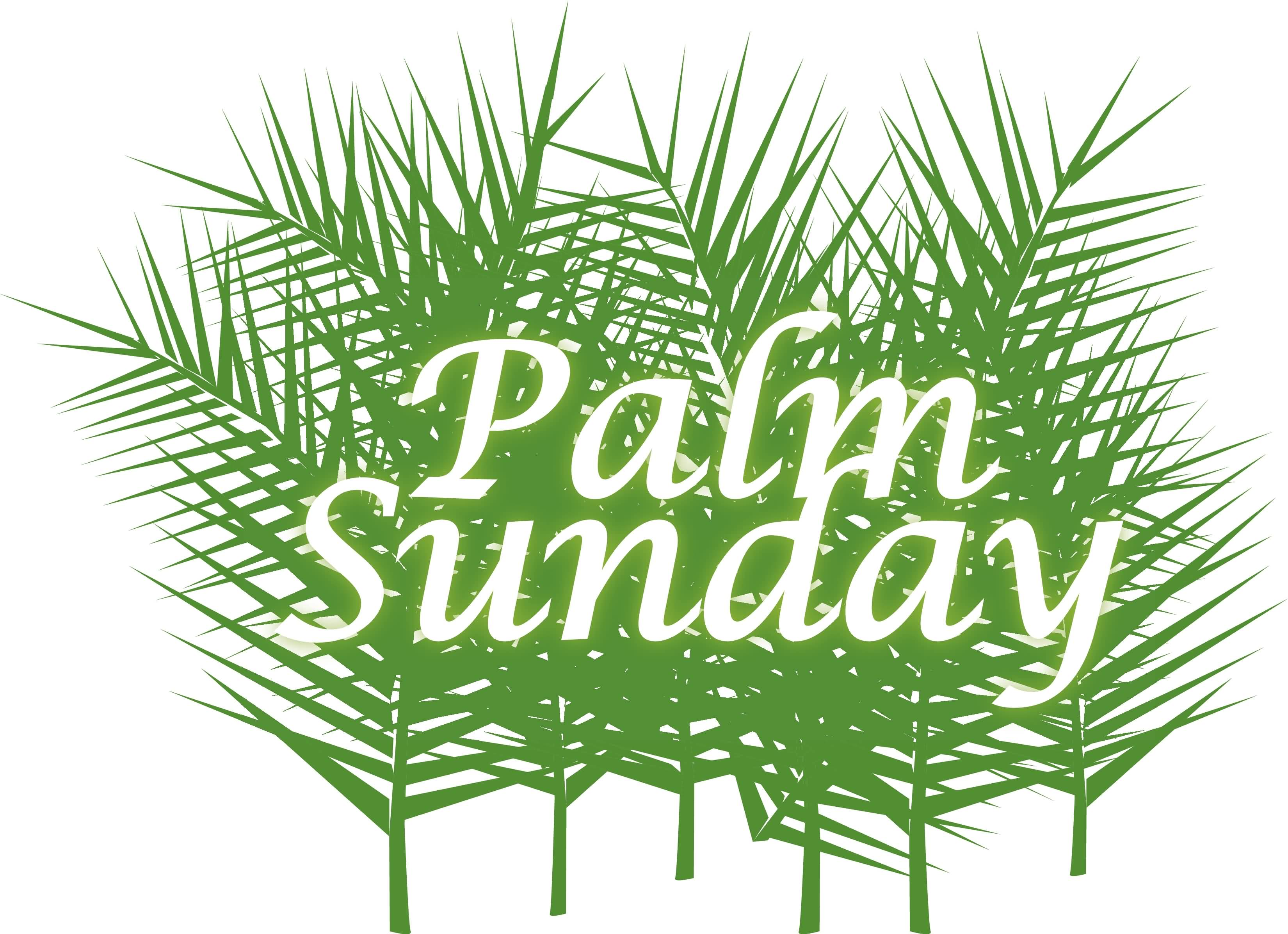 palm sunday hosanna in the highest