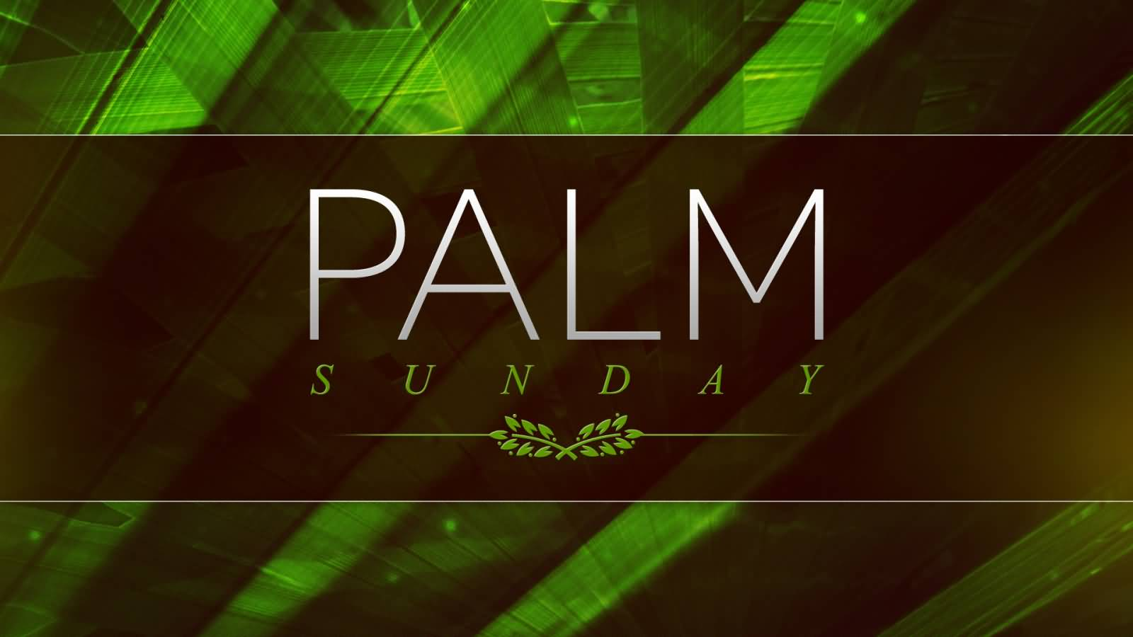 Palm Sunday Wishes