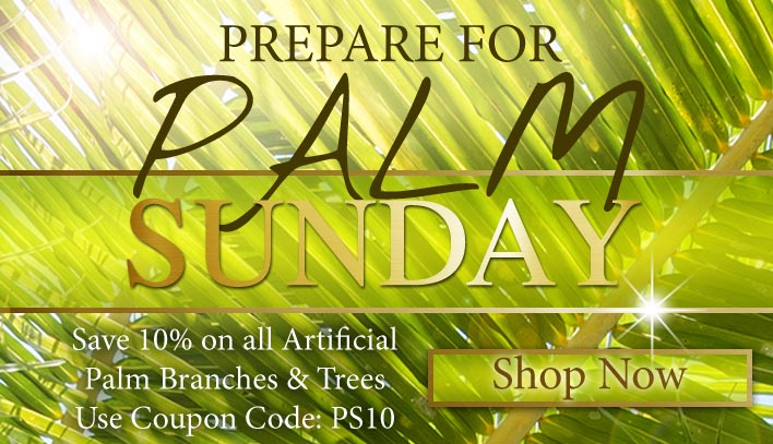 Prepare For Palm Sunday